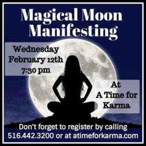 Magical Moon Manifesting with Clare Hollywood